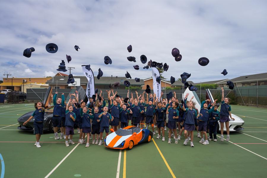 McLaren School Project
