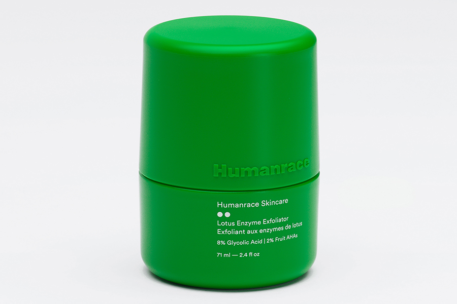 Pharrel Williams Humanrace Skincare exfoliator