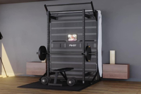 Pivot Bed Home Gym stand