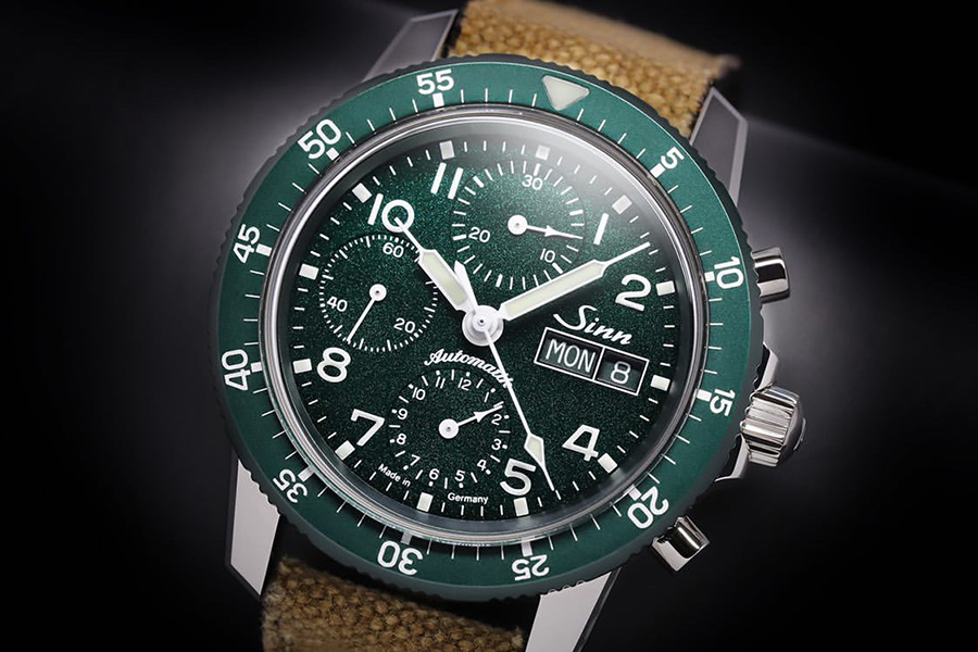 Sinn Model 103 SA G closer look