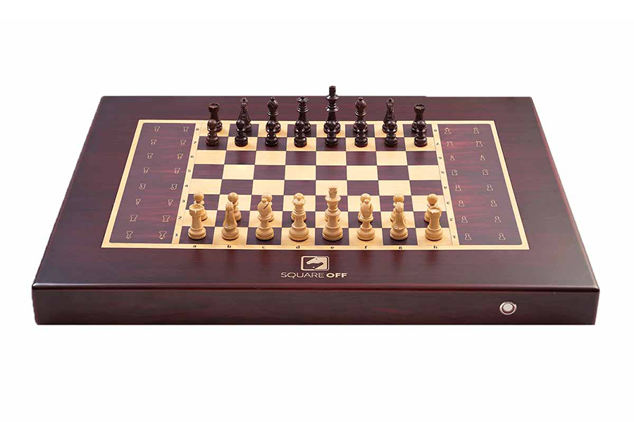 Square Off Chessboard front