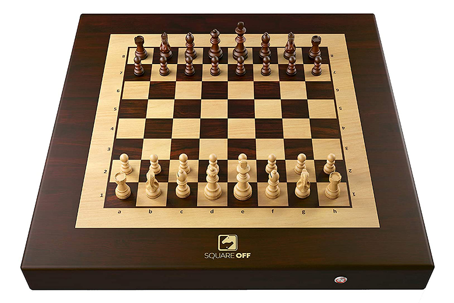 Square Off Chessboard