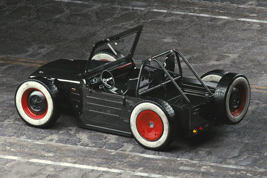 Suzuki Jimny Ratrod 1977