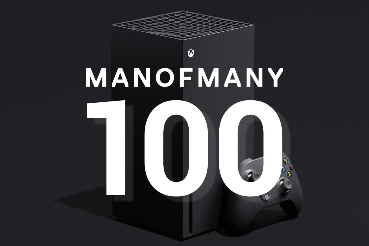 Man of Many 100
