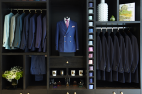 Suits at The Bespoke Corner Tailors