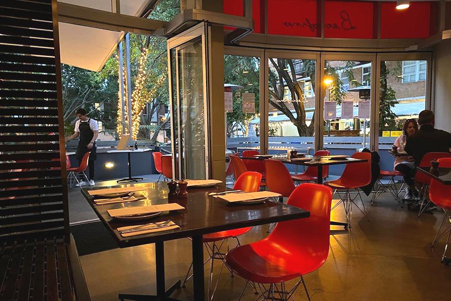 Beccofino Best Italian Restaurants in Brisbane