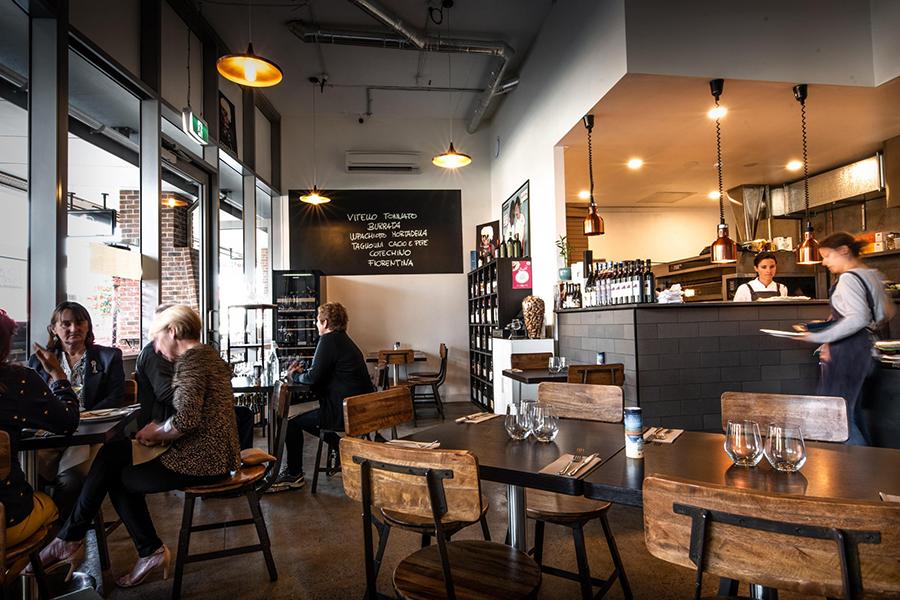 Lupa Pizza Bar Best Italian Restaurants in Brisbane