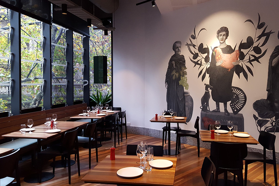 Best Italian Restaurants in Melbourne Rosa's Canteen
