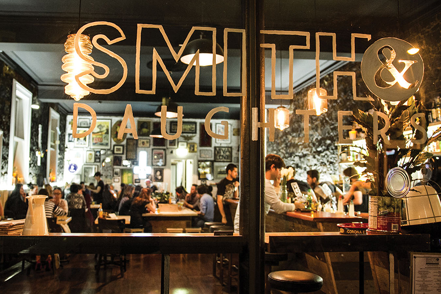 Best Italian Restaurants in Melbourne Smith & Daughters