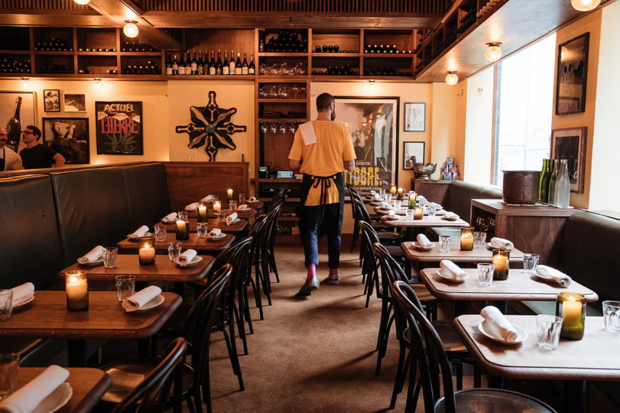 Best Italian Restaurants in Sydney Alberto's Lounge