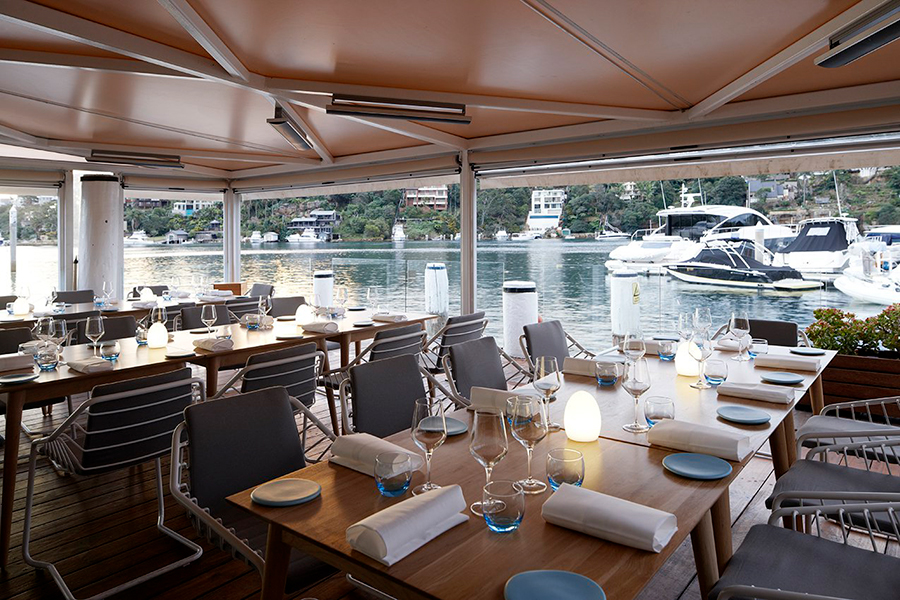 Best Italian Restaurants in Sydney Ormeggio at the Spit