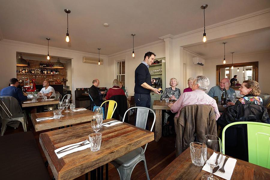Best Italian Restaurants in Sydney Sagra