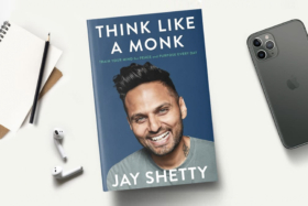 Book Think like a monk by Jay Shetty