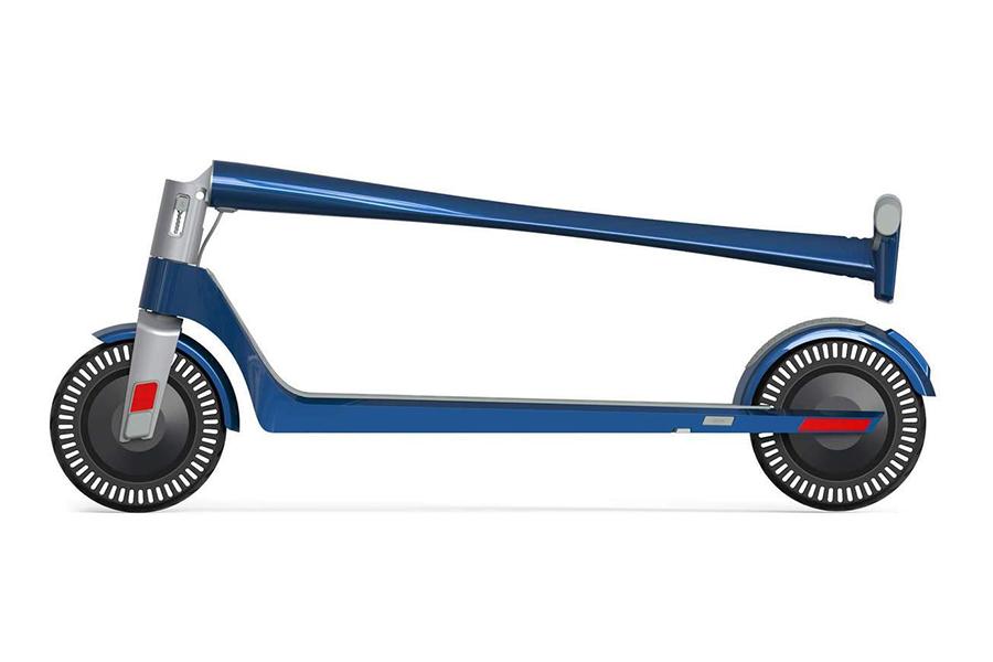 Unagi Model One Electric Scooter foldable