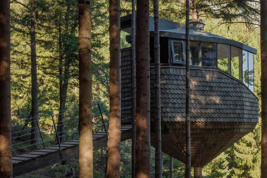 Woodnest Cabin
