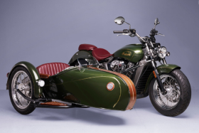 Indian Scout Sidecar