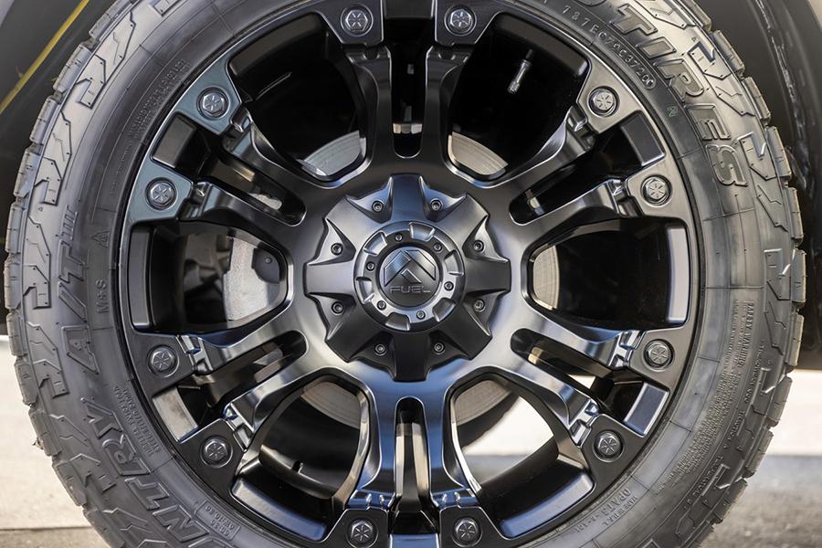 kia unveils rugged x line wheel
