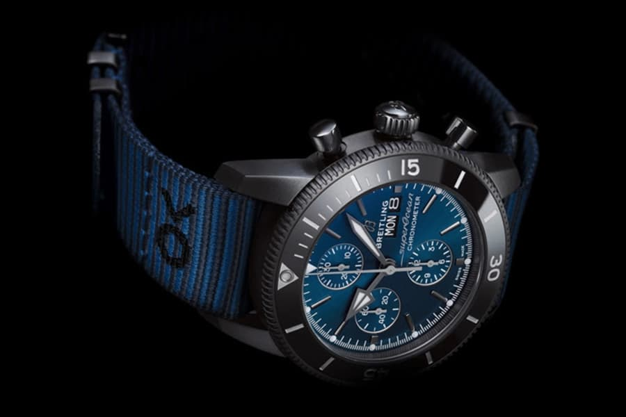 Outerknown x breitling 7 1