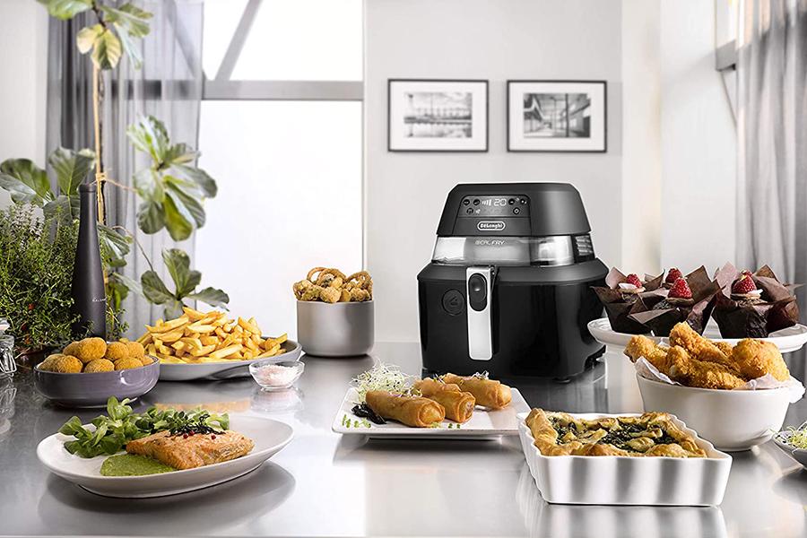 Best Air Fryers DeLonghi IdealFry Digital