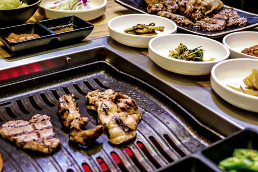 Best Korean BBQ Restaurants in Brisbane Hanwoori Restaurant