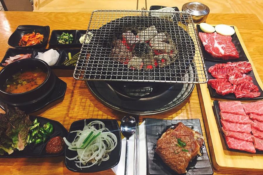 Best Korean BBQ Restaurants in Brisbane Mapo BBQ