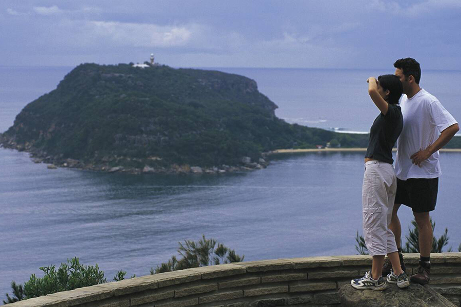 Best Walking Tracks and Trails Sydney Aboriginal Heritage Walk
