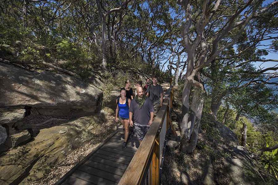 Best Walking Tracks and Trails Sydney Bradleys Head to Chowder Bay