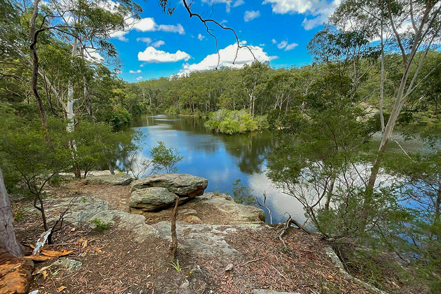 Best Walking Tracks and Trails Sydney Lake Parramatta