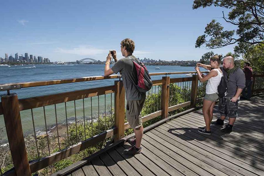 14 лучших пешеходных маршрутов и маршрутов в Сиднее |  Человек многих