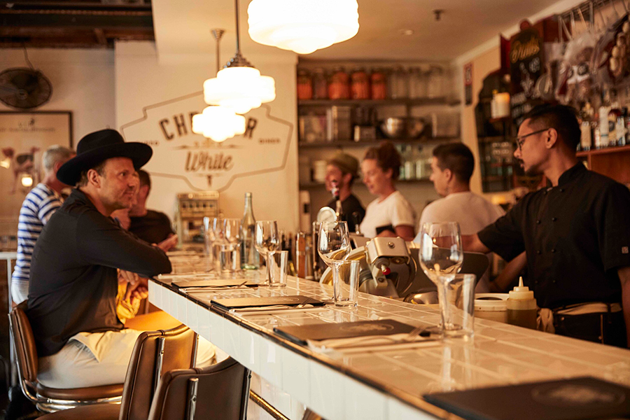 Best Potts Point Restaurants Chest White Cured Diner