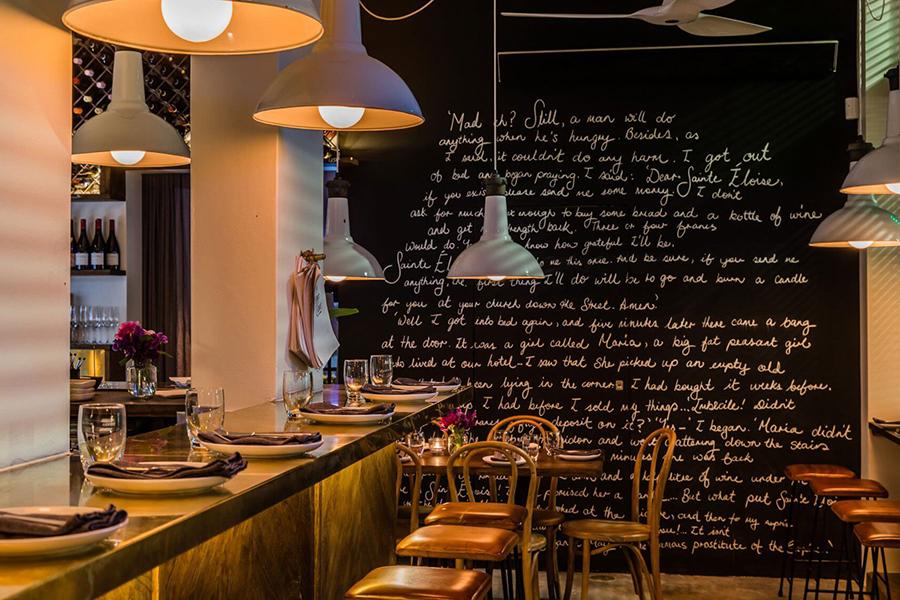 Best Potts Point Restaurants Dear Sainte Eloise