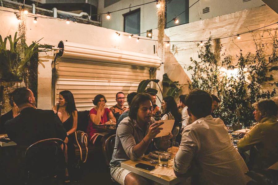 Best Potts Point Restaurants Ezra