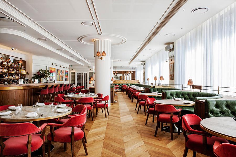 Best Potts Point Restaurants Franca Brasserie
