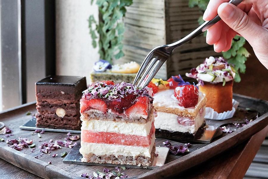Best Spots for Dessert in Sydney Blackstar Pastry