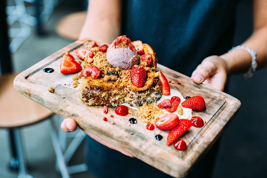 Best Spots for Dessert in Sydney Devon Cafe