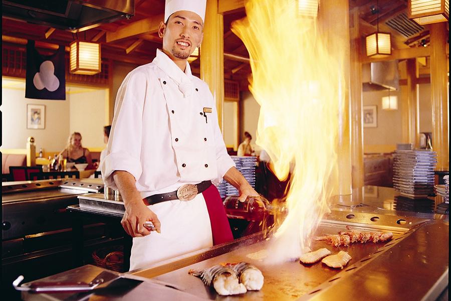Best Japanese Restaurants Brisbane Kabuki Teppanyaki Restaurant