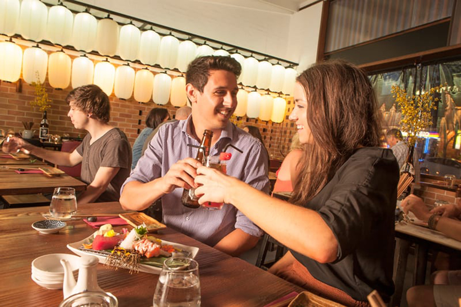 Best Japanese Restaurants Brisbane Moga Izakaya & Sushi