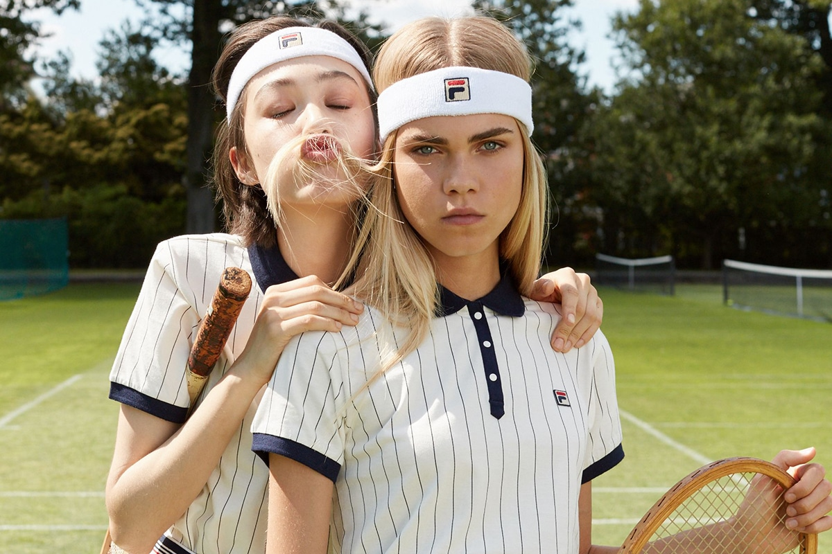 Best Tennis Clothing Brands to Sport on the Court Fila