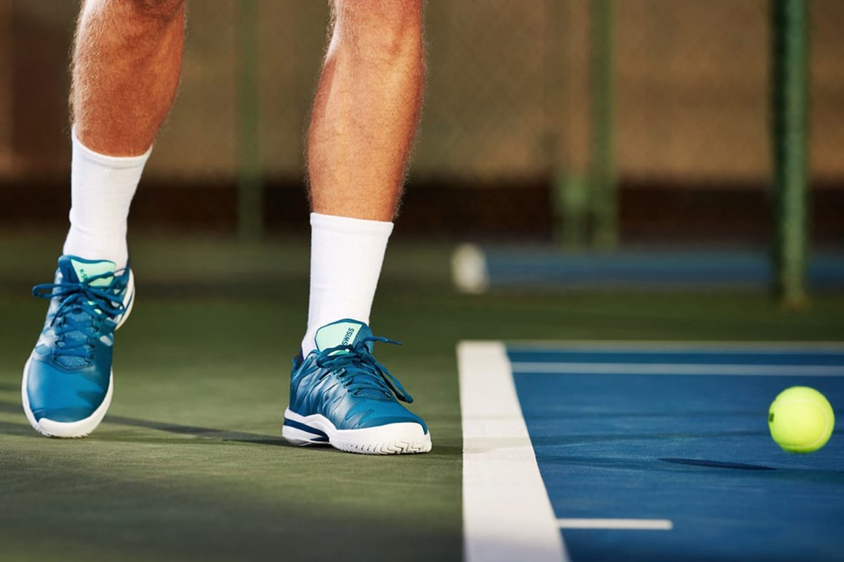 Best Tennis Clothing Brands to Sport on the Court K-Swiss