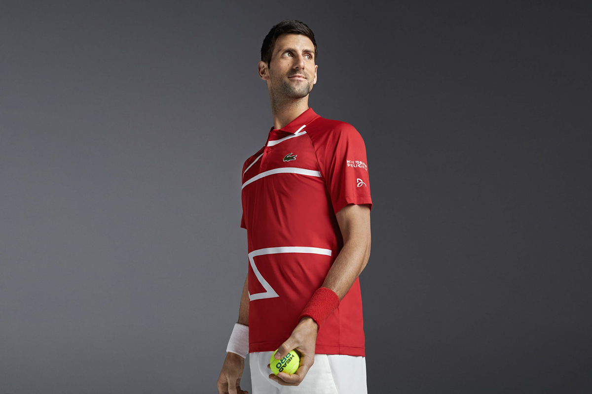 Best Tennis Clothing Brands to Sport on the Court Lacoste