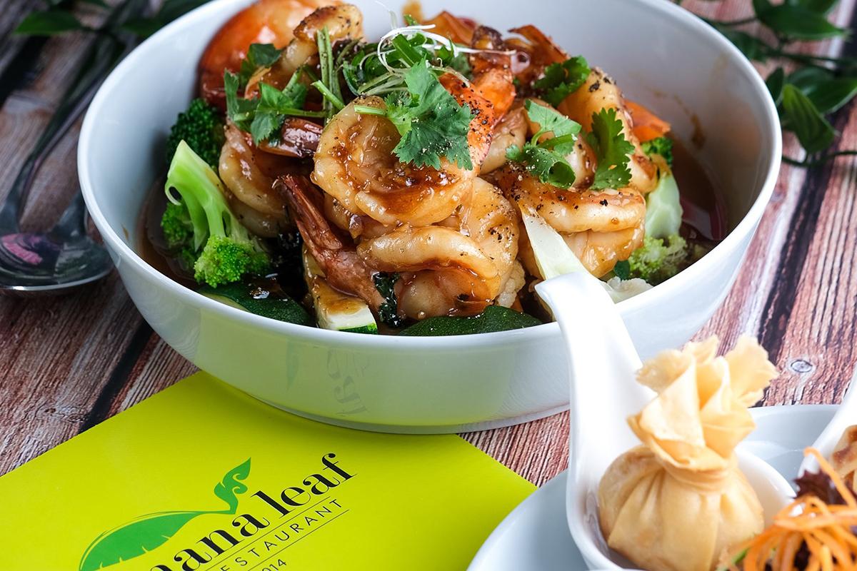 Best Thai Restaurants in Brisbane Banana Leaf Thai Restaurant