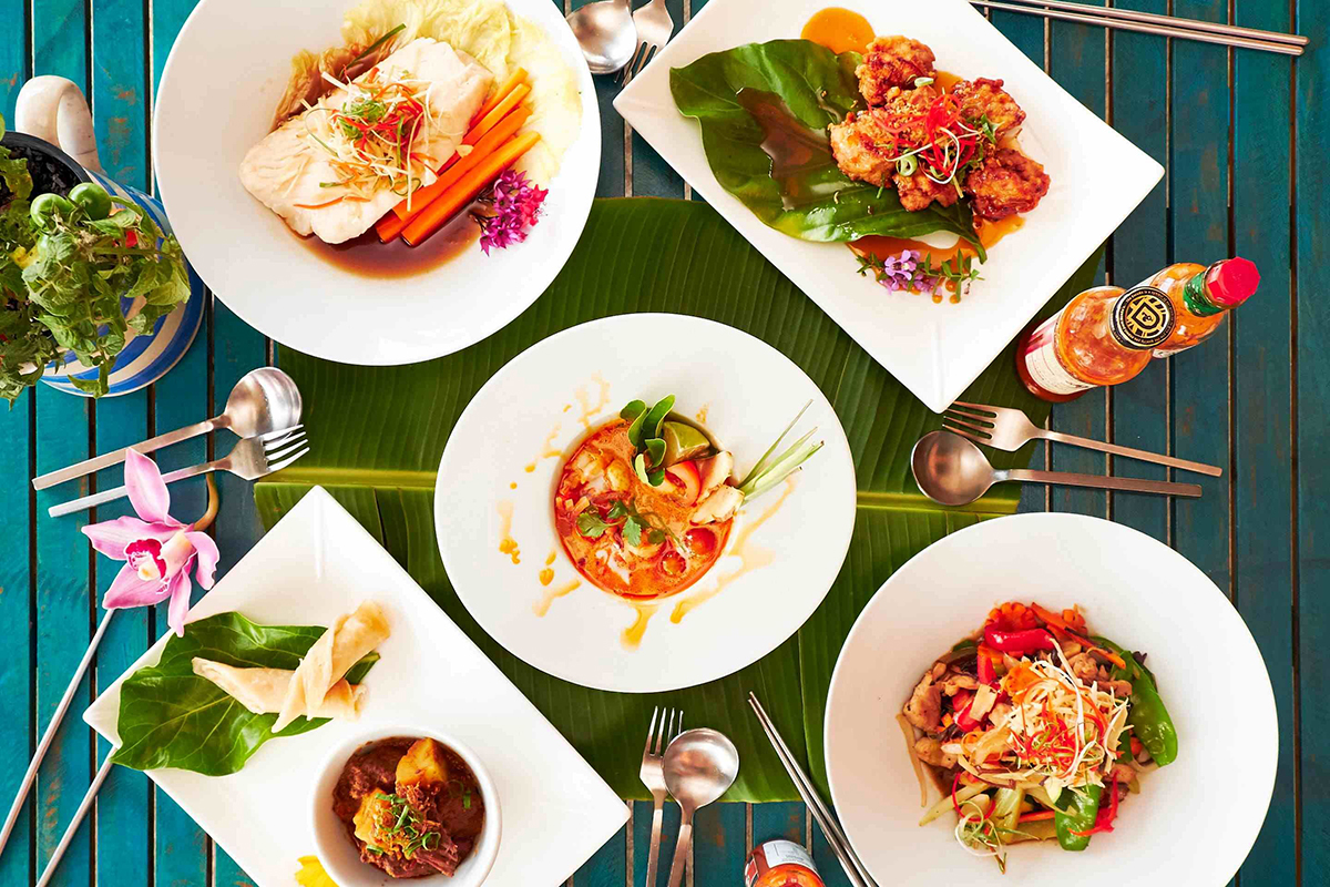 Best Thai Restaurants in Brisbane Golden Buddha