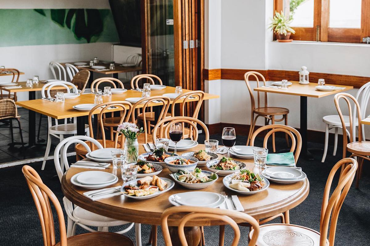 Best Thai Restaurants in Brisbane Mons Ban Sabai