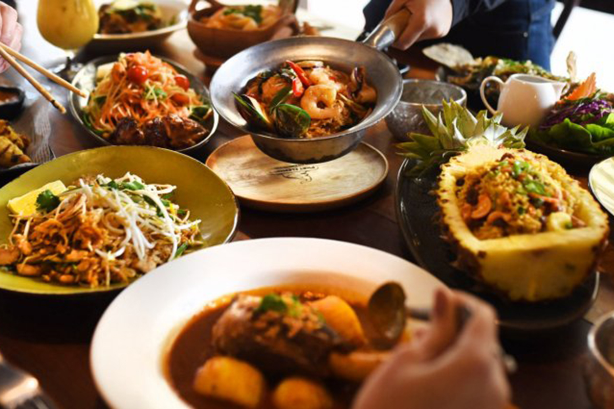 Best Thai Restaurants in Brisbane Phat Elephant