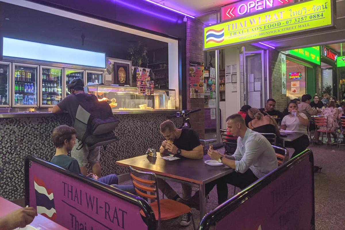Best Thai Restaurants in Brisbane Thai Wi-Rat