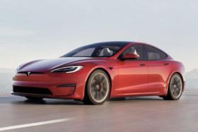 2021 Tesla Model S Plaid 6