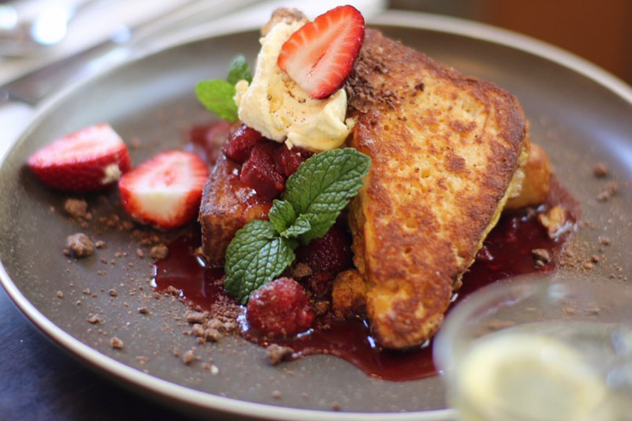 Spots for the Best Brunch in Brisbane Anouk Cafe