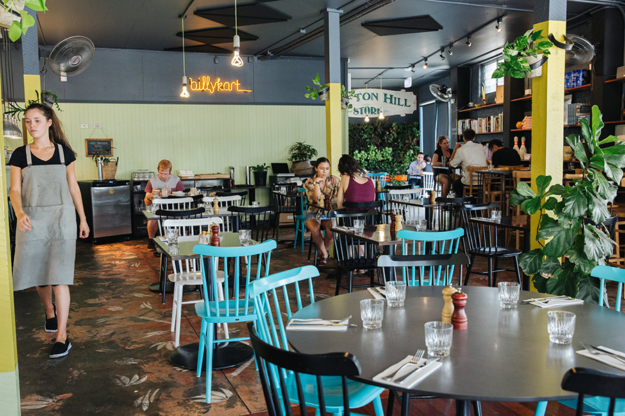 Spots for the Best Brunch in Brisbane Billykart Kitchen