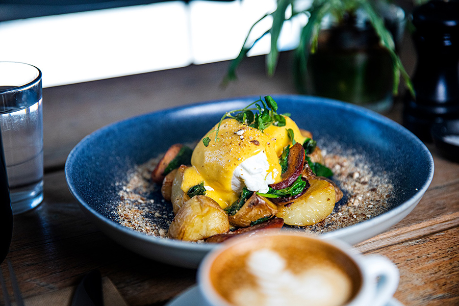 Spots for the Best Brunch in Brisbane King Arthur Cafe