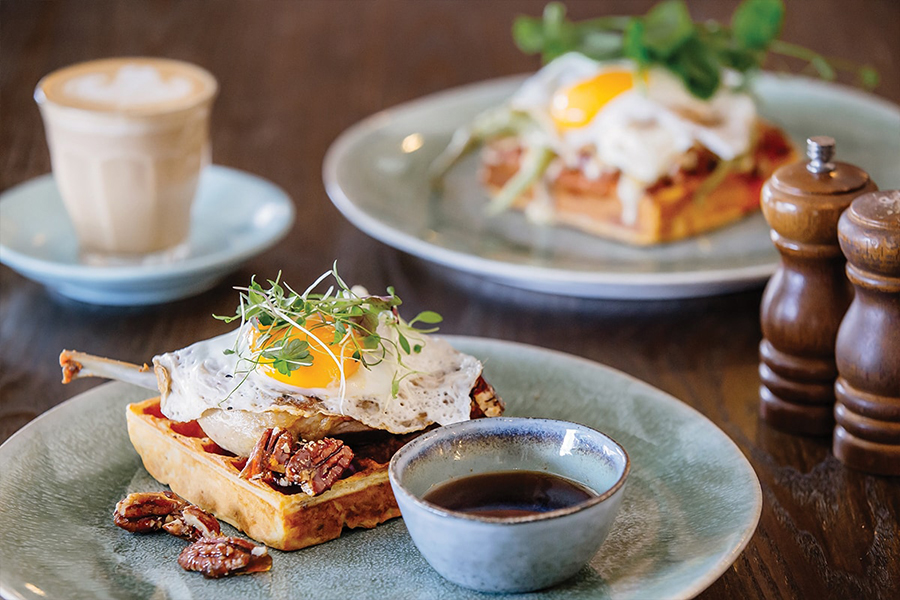 Spots for the Best Brunch in Brisbane Lady Marmalade Cafe